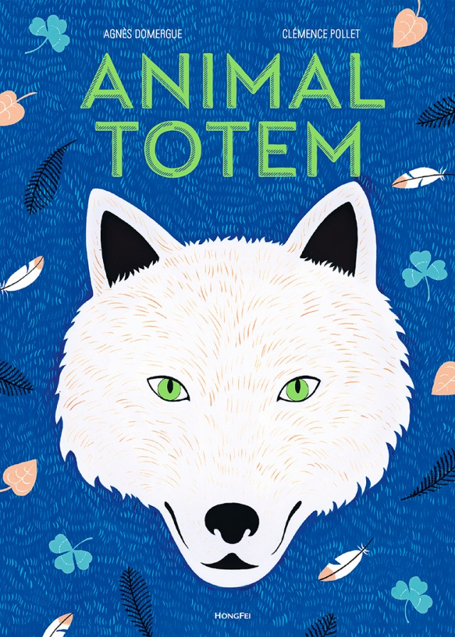 Quel Est Mon Animal Totem : animal, totem, Animal, Totem, D'Agnès, Domergue, Clémence, Pollet, VDBook
