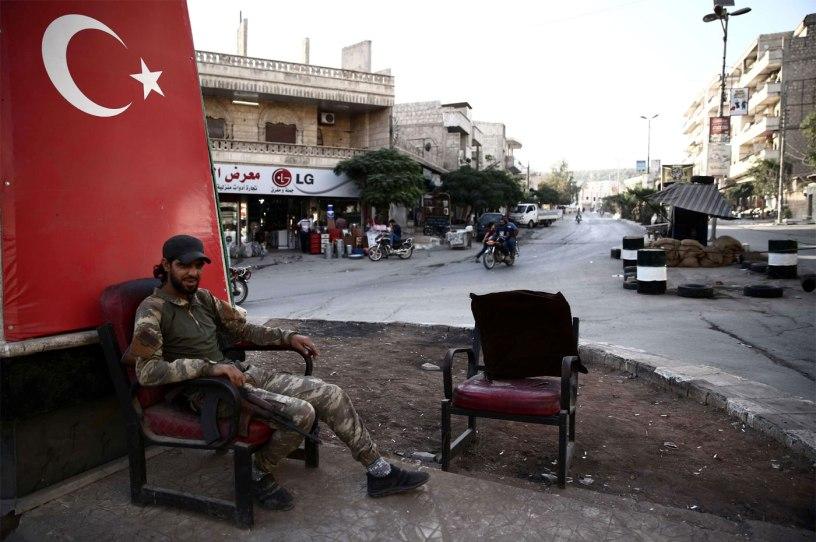 Turkish Newspaper Reveals Turkish Strategy in East Euphrates