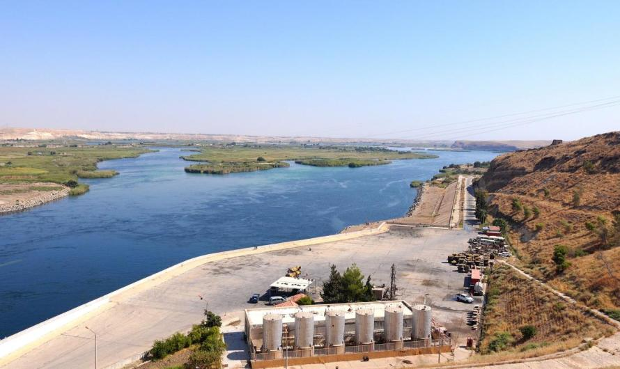Turkey to turn water dams in northeastern Syria as cannons and a war machine against The Syrians