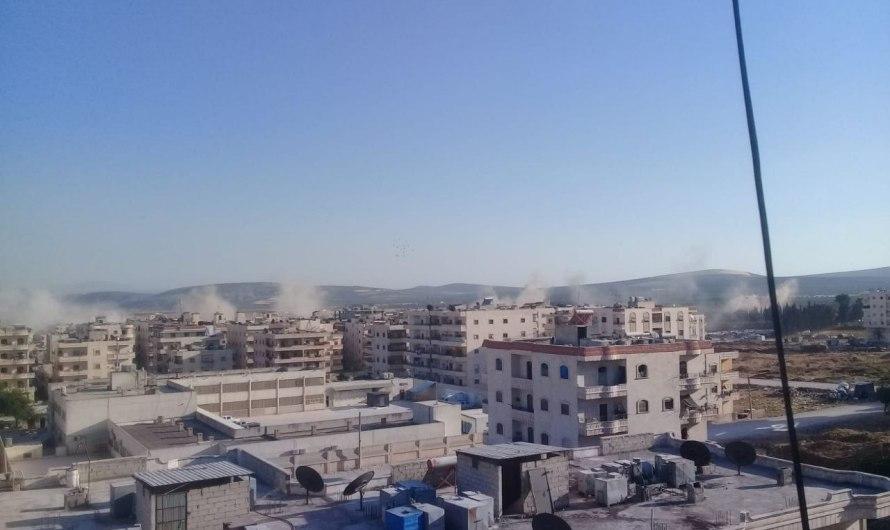 Bloody Saturday in Occupied Afrin Prior to Biden_Ardogan Meeting