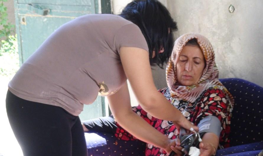 عفرين: الجبهة الشامية تسرق المعدات الطبية في مستوصف بناحية معبطلي