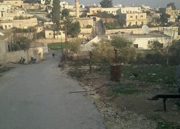 عفرين: اصابة مدني بانفجار لغم