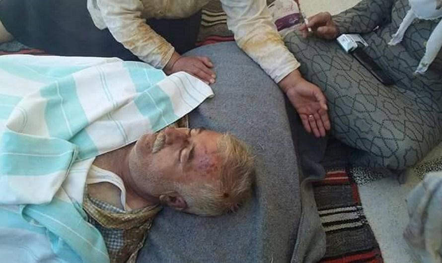 عفرين: مقتل مدني بانفجار لغم ارضي