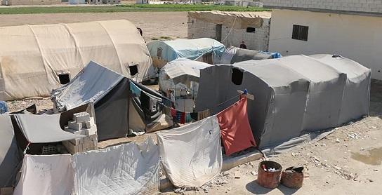 مهجّرون منسيون في مخيمات النزوح شمال حلب