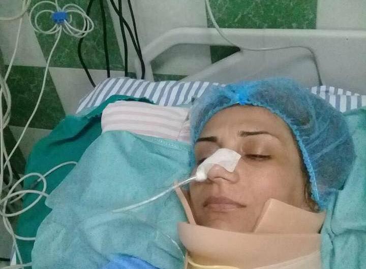 عفرين: اصابة إمرأتين نتيجة اطلاق نار من قبل حاجز للنظام السوري