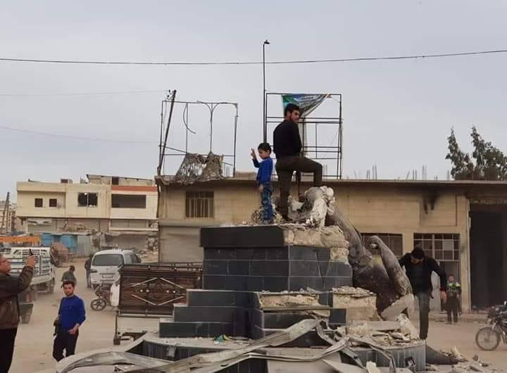 الوضع الأمني في عفرين يزداد سوءا