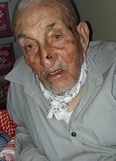 عفرين: مداهمات واعتداء على مسنيين في قرية عبودان