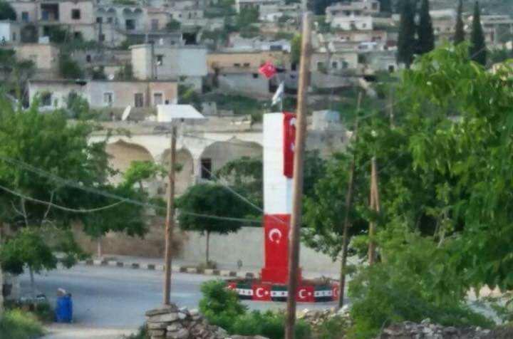 رويترز-في عفرين.. تركيا تفرض نفوذها ولغتها