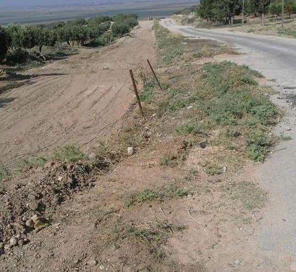 تركيا تعمل على انشاء خط أمداد عسكري في عفرين بديل عن معبر باب الهوى مع ادلب