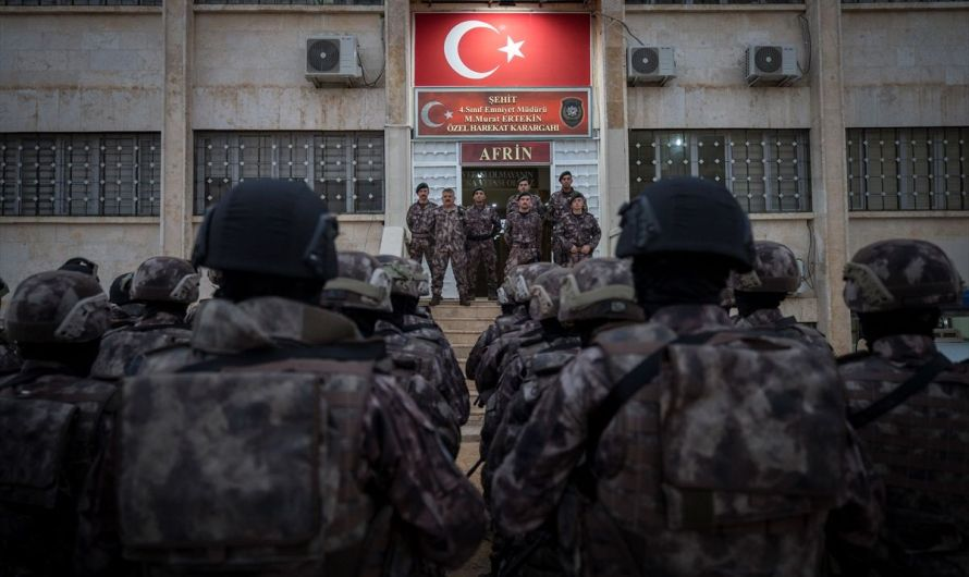 مقتل جنود أتراك في عفرين