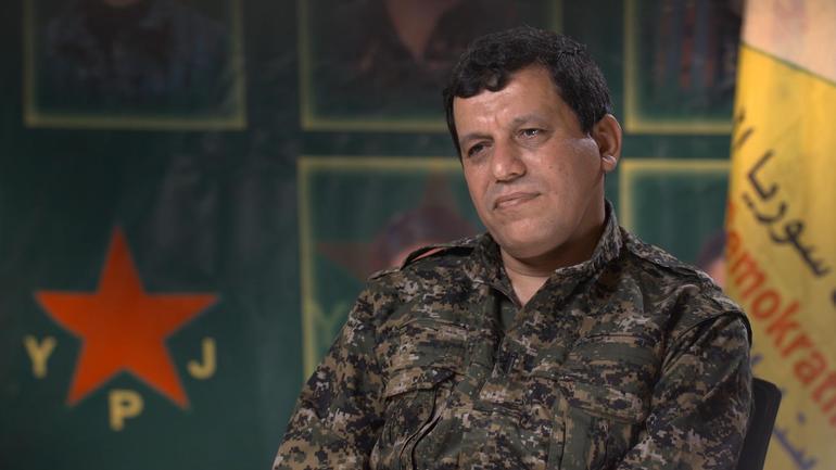 قبيل زيارة جيفري لأنقرة…قائد كردي سوري يهدد تركيا بـ«جبهة طولها 600 كيلومتر»