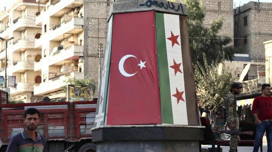 غايات تركيا الخبيثة…ذريعة المنطقة الآمنة شمال سوريا