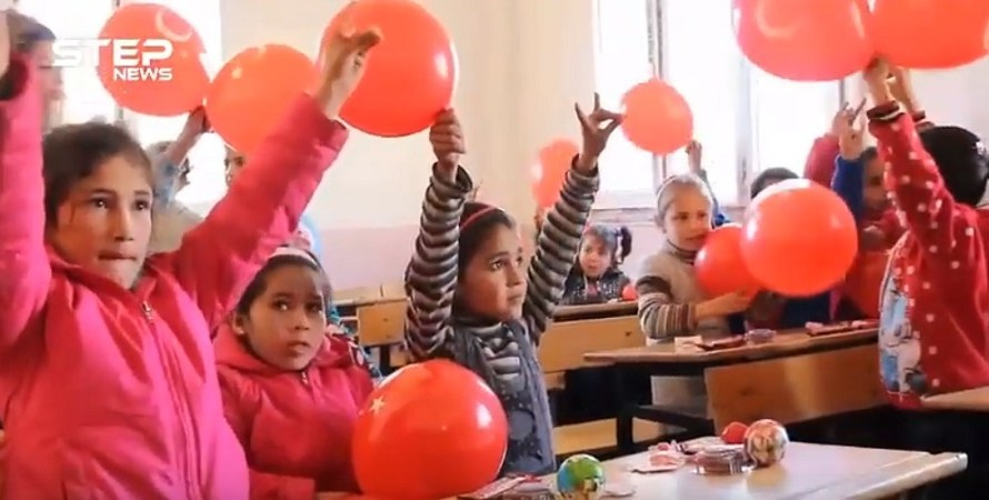 جمعية الشعوب المهددة تحذر من تبعات استمرار تركيا في حملة الأسلمة و التعريب و التتريك في مدينة عفرين السورية