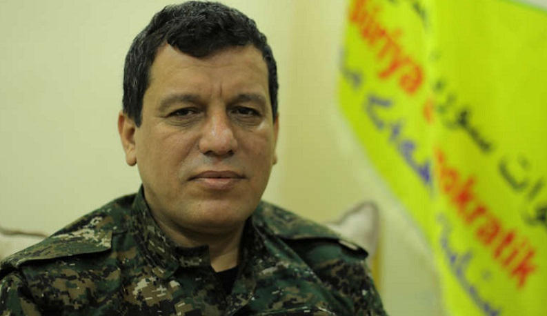 مظلوم كوباني: استعادة عفرين أولوية، وجزء أساسي من المحادثات المستمرة حول المنطقة الآمنة