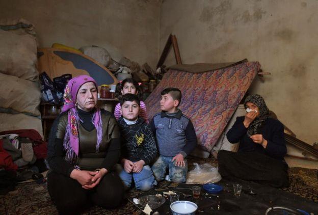 قرابة 2000 حالة بداء اللشمانيا في مخيمات لاجئي عفرين في ريف حلب