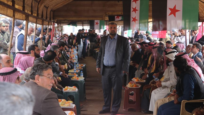 لتثبيت عمليات التغيير الديمغرافي…تركيا تدعم خطة لنقل وتوطين عشائر عربية في منطقة عفرين