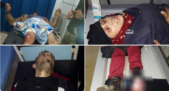 6 ضحايا في انفجار في مدينة الطبقة غربي محافظة الرقة