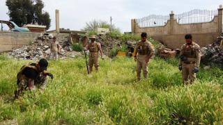 منظمة: تم تفكيك 16 ألف لغم غير منفجر في الرقة