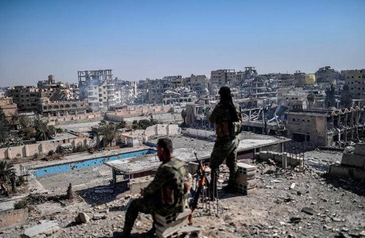 مستغلين التهديدات التركية…خلايا داعش تشن هجوما على نقطة عسكرية في مدينة الرقة