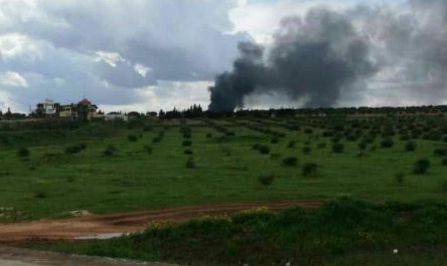 القوات التركية تجدد قصف قرى بريف حلب
