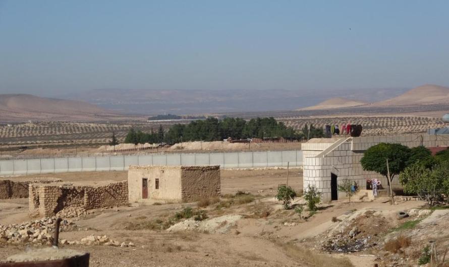 القوات التركية تستهدف قرية شرقي الفرات