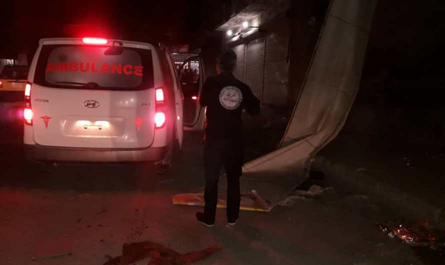 ضحايا في سلسلة انفجارات بالرقة