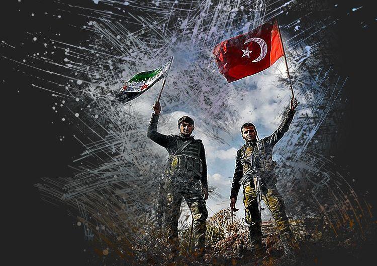 مقتل خمسة مسلحين تدعمهم تركيا في عفرين ومارع