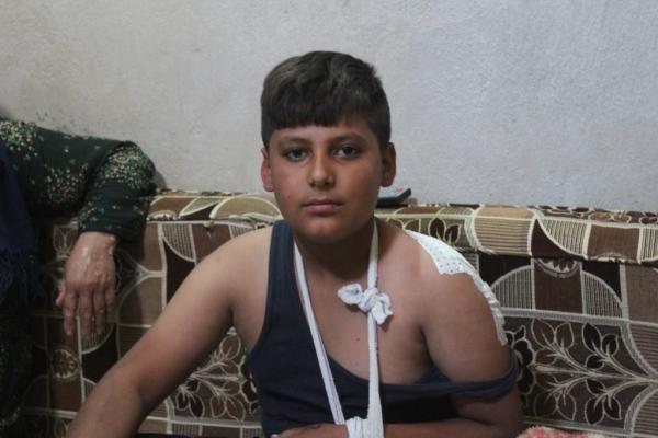إحصاء: إصابة 34 شخصا بطلقات طائشة في كوباني منذ يناير 2018
