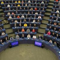 تأثيرات بدأ العقوبات الاوربية على تركيا حول موقفها التصعيدي ضد شرق الفرات
