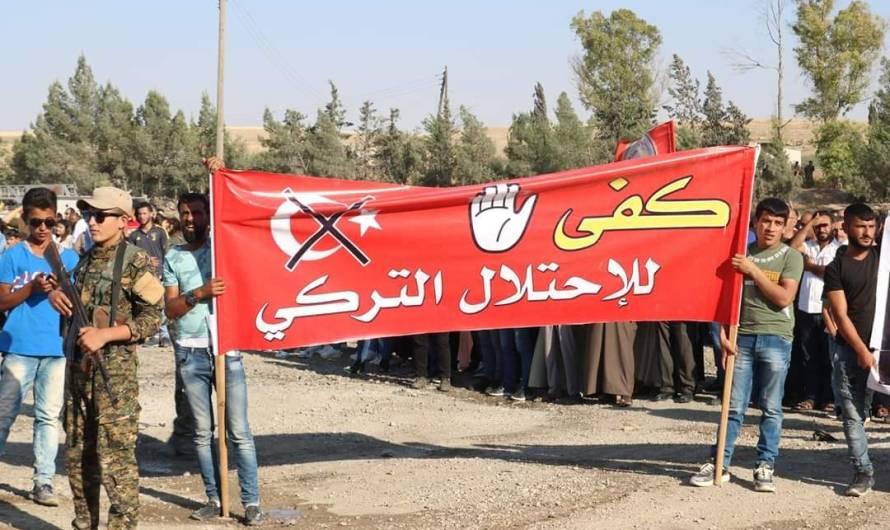 اعتقال 15 مدنيا بعفرين في يومين