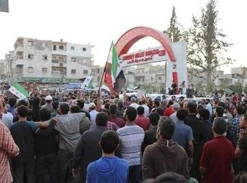 احتجاجات في مناطق خاضعة لتركيا شمال سوريا بسبب سوء الوضع الأمني