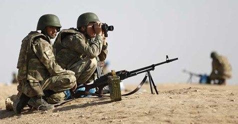 مقتل وإصابة 822 لاجئا سوريا برصاص الجندرمة التركية على الحدود