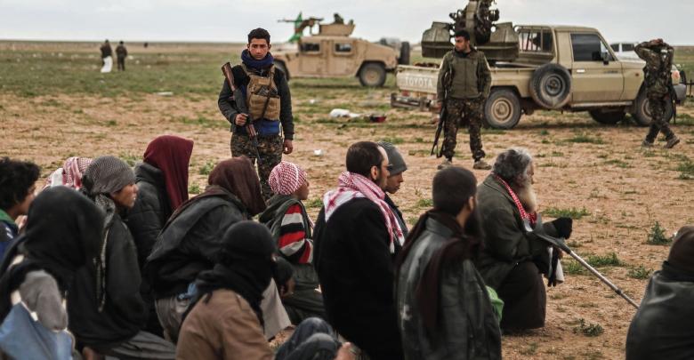 تجدد الاشتباكات بين القوات الكردية والتركية في ريف حلب