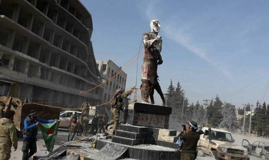"""اعتقال 142 شخصا في عفرين ومناطق """"درع الفرات"""" في شهر آب \ أغسطس 2019"""