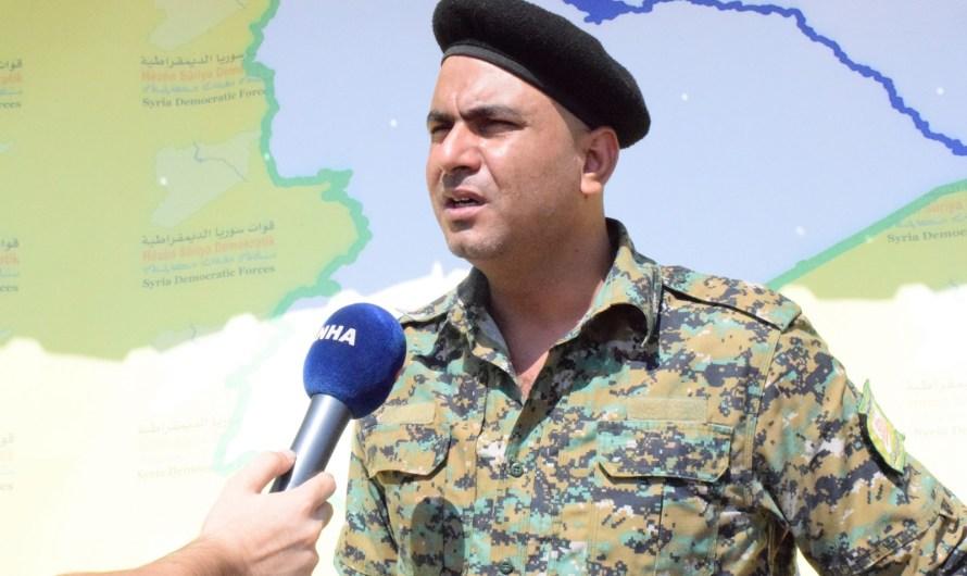 قائد مجلس دير الزور العسكري يعلن جاهزية قواته في مواجهة التهديدات