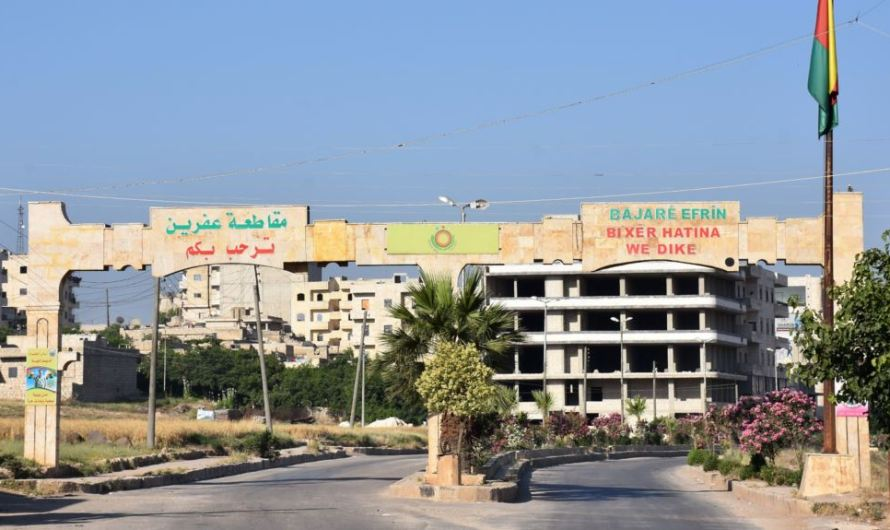 سحل مواطن في عفرين بسيارة تابعة للفصائل الموالية لتركيا لرفضه دفع أتاوة مالية