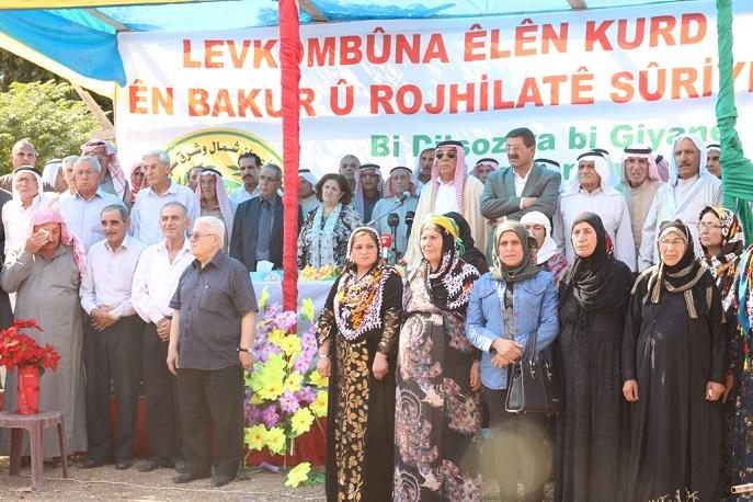 عشائر كردية تؤكد دعمها لقوات سوريا الديمقراطية في مواجهة التهديدات التركية