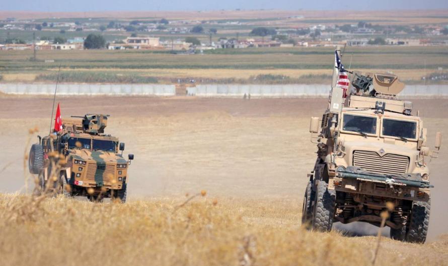 أردوغان يشكو المنطقة الآمنة شمال شرق سوريا ويعتبرها مخخط أمريكي لحماية الأكراد
