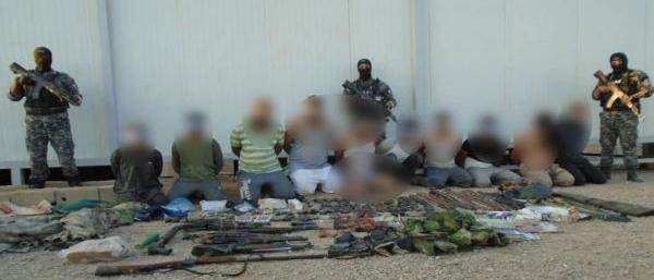 اعتقال خليتين على صلة بتنظيم داعش الإرهابي في دير الزور