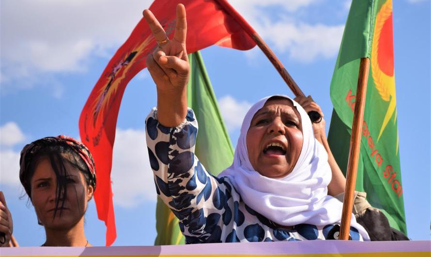 أكراد العراق يقودون حملة لمقاطعة المنتجات التركية