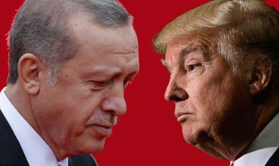 الهدية المسمومة…. تفاصيل المكالمة الساخنة بين ترامب وأردوغان
