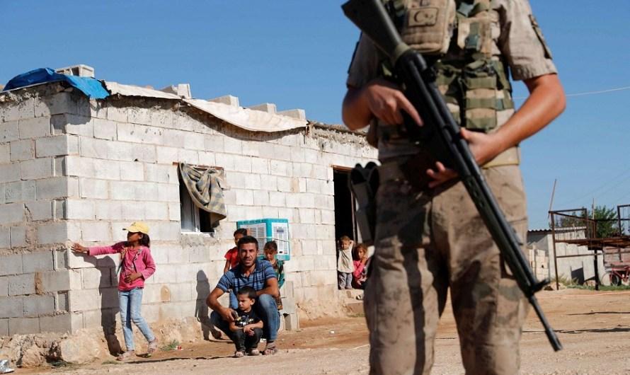 الجندرمة التركية تقتل طفلا من عفرين على الحدود