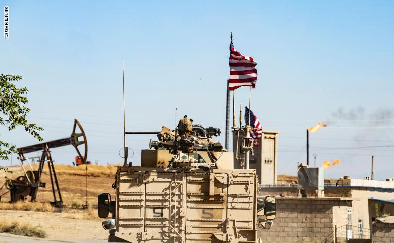 """روبرت فورد يجيب….أمريكا لم تتراجع عن """"الانسحاب"""" بسبب النفط"""