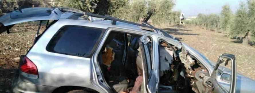 التحالف الدولي يقتل 3 من قادة داعش في عفرين بغارة من طائرة مسيرة