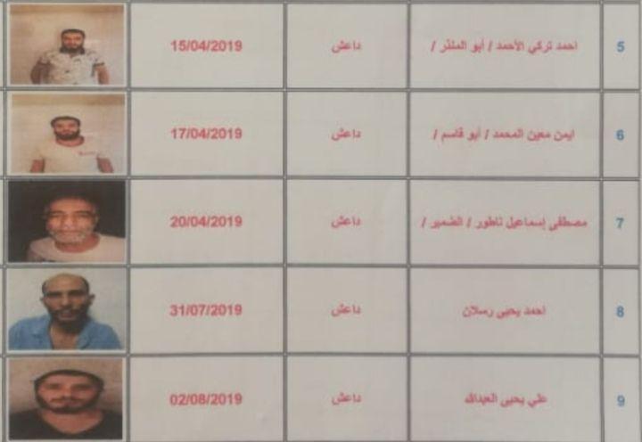 تهريب 5 سجناء من تنظيم داعش من سجن في مدينة عفرين