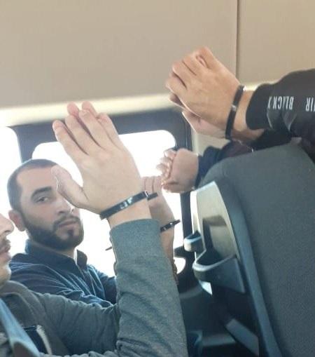 """ناشط سوري يروي مأساة ترحيله قسرا من سجن """"اليابنجي"""" التركي إلى مدينة إعزاز بريف حلب"""