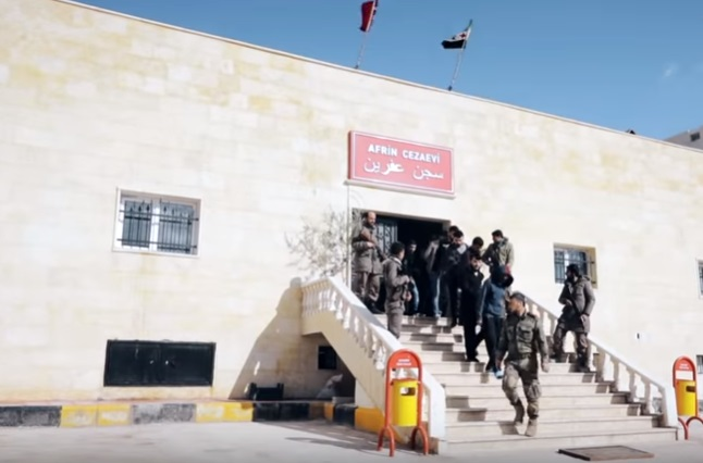 تقرير: فصائل المعارضة السورية المسلحة تحتجز قرابة 3 ألآف مدني في زنزانات في المناطق الخاضعة لتركيا شمال سوريا