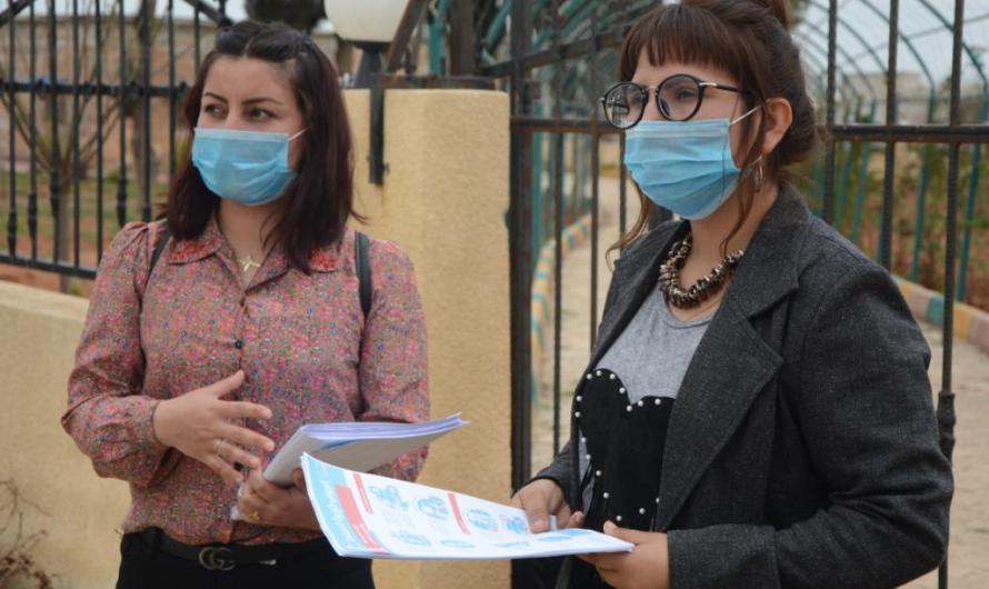 شبح كوفيد-19 يهدّد شمال شرق سوريا وسط نقص التجهيزات الطبية والمساعدات