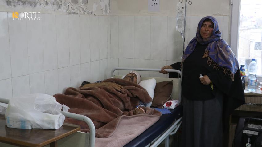 الألغام الأرضية ومخلفات القنابل الغير متفجرة ماتزال تقتل المدنيين في مدينة كوباني