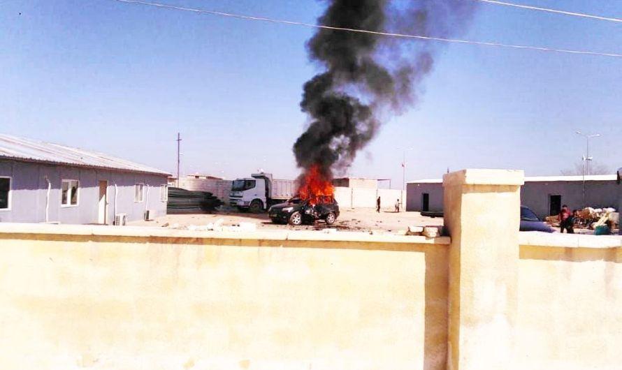 قتلى في انفجار بمدينة الراعي بريف حلب